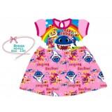 Dress Baby Shark KD011