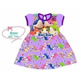 Dress Baby Shark KD013