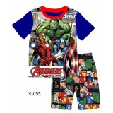Ailubee Avengers N055 (Small Cutting)