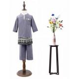 Baju Melayu 3pcs Set 5