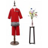Baju Melayu 3pcs Set 7