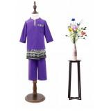 Baju Melayu 3pcs Set 8